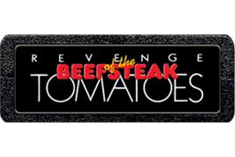 Revenge of the Beefsteak Tomatoes - Atari 2600 - Games ...