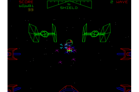 Star Wars - Videogame by Atari