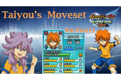 Inazuma Eleven GO Strikers 2013 - Download Free Full Games ...