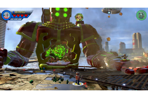 LEGO Marvel Super Heroes 2 Xbox One review: Hundreds of ...