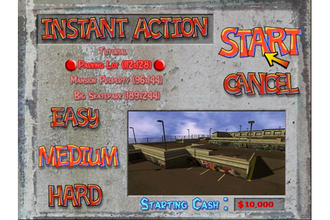 Skateboard Park Tycoon Download (2001 Simulation Game)