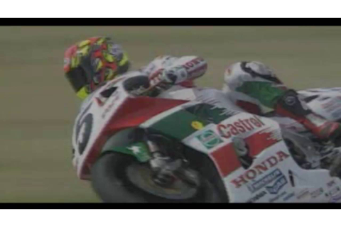 Castrol Honda Superbike VTR - YouTube