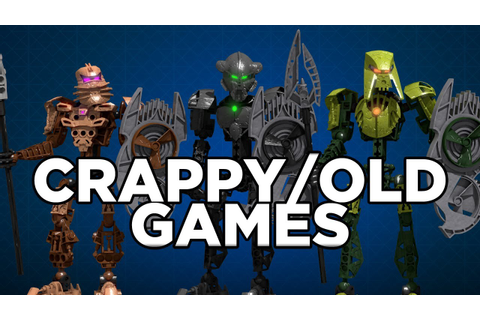 Let's Play Crappy/Old Games - Episode 2: Bionicle Heroes ...