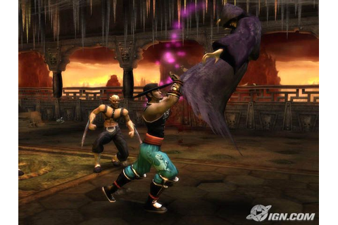 Mortal Kombat: Shaolin Monks Screenshots, Pictures ...