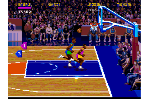 NBA Jam Screenshots | GameFabrique