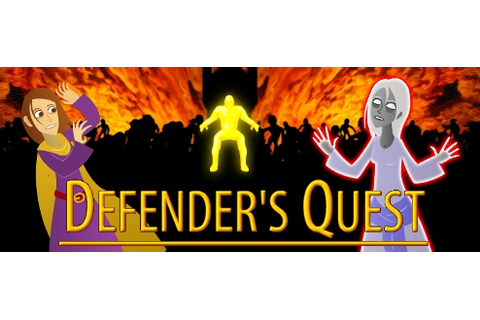 Defender's Quest - Walkthrough, Tips, Review