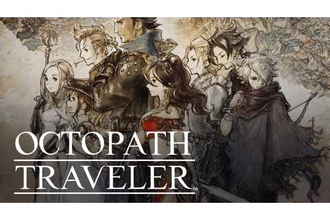 Octopath Traveler | Download Game - 3DM-GAMES