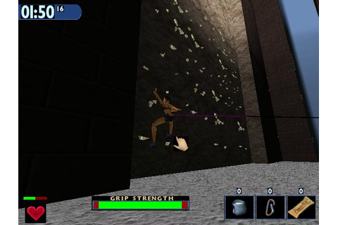 Extreme Rock Climbing Download (1999 Sports Game)
