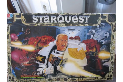 STAR QUEST - der entscheidende Kampf (German Space Crusade ...