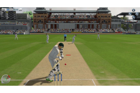 Ashes Cricket 2013 Game Free download |Cricket Games Hubz