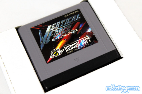 Vertical Force [JAP] Vertical Force (1995) – Unboxing.games