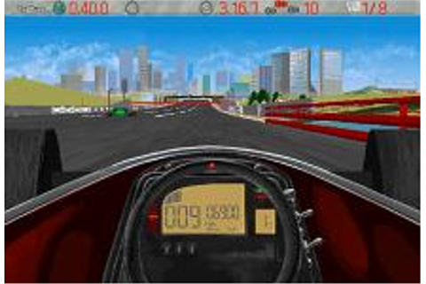 Al Unser Jr. Arcade Racing Download (1995 Sports Game)