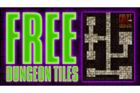 Free Dungeon Tiles (#1) PDF from Master Set(s) | D&D ...