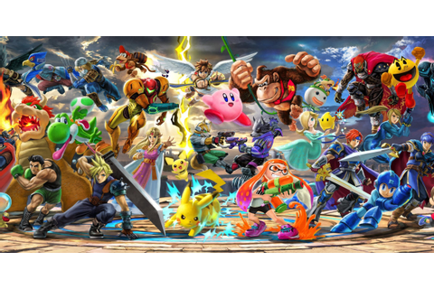 Tier list in Super Smash Bros Ultimate | Shacknews