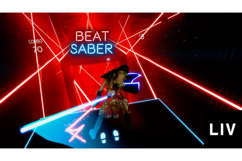 Who's the LIVing LEGEND? - Beat Saber Style Battle - YouTube