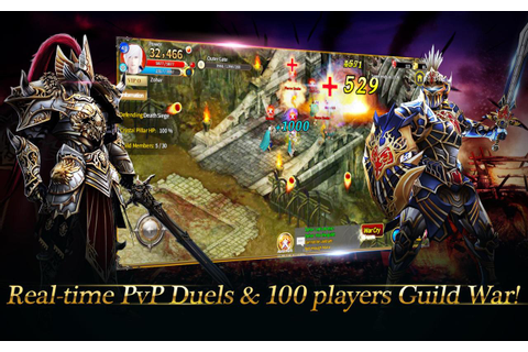 Arcane Online - Best 2D Fantasy MMORPG APK Download - Free ...