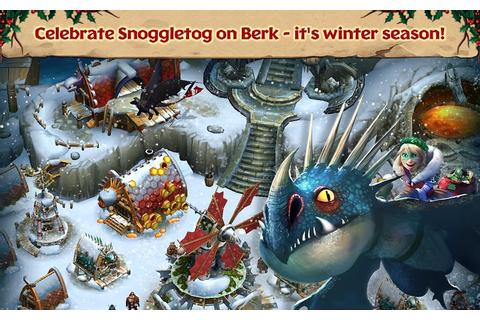 Download Dragons: Rise of Berk on PC with BlueStacks