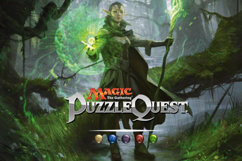 'Magic: The Gathering - Puzzle Quest': The Match-3 Game ...