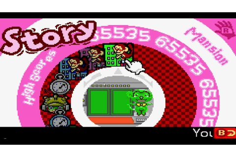 warioware twisted all bonus modes and speedier spin - YouTube