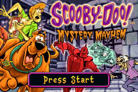 Scooby Doo: Mystery Mayhem Download Game | GameFabrique