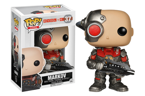 Pop! Games: Evolve - Markov | Funko