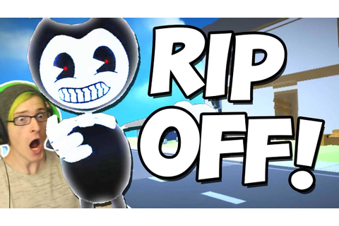 YOUR NEIGHBOR BENDY BOO! | BENDY RIP OFF GAME! - YouTube