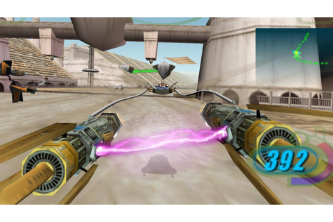 Star Wars Episode 1: Racer PC Re-release Gameplay (1080p ...