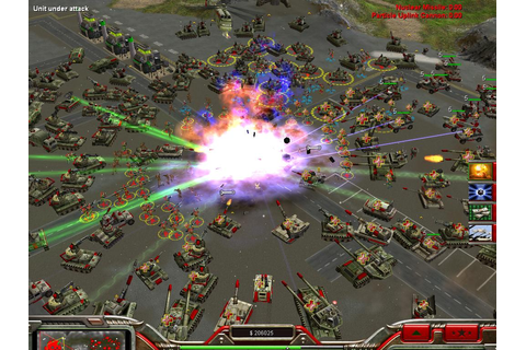 Free Download Command and Conquer : Generals Full Version ...