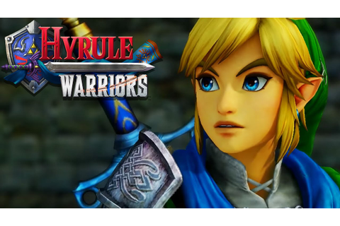 Hyrule Warriors Game Movie (All Story Cutscenes) Legend of ...