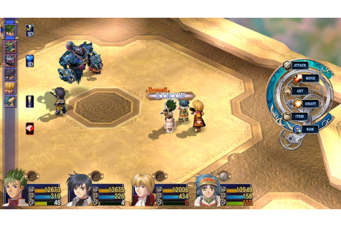 Buy The Legend of Heroes Trails in the Sky the 3rd pc cd ...