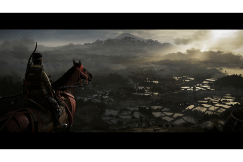 "Ghost Of Tsushima New IP From ""Infamous"" Creators ..."