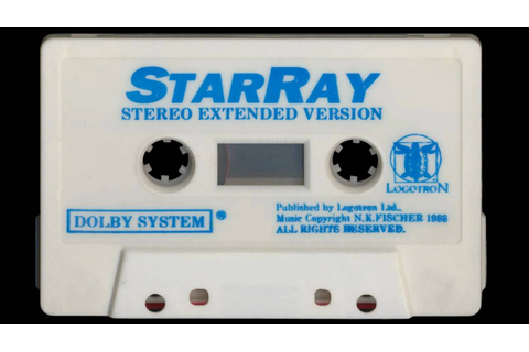Amiga StarRay Extended Version music - YouTube