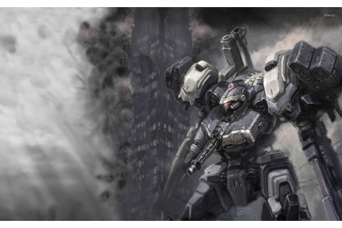 Armored Core [3] wallpaper - Game wallpapers - #29404