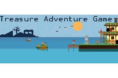 Treasure Adventure Game | Rock, Paper, Shotgun - PC Game ...