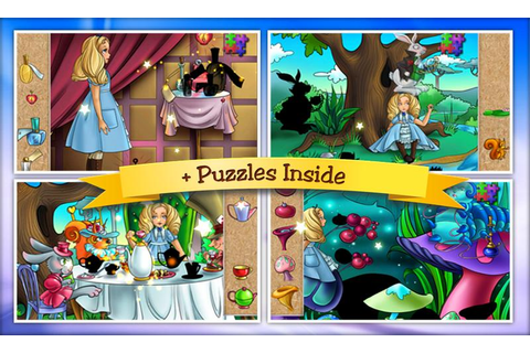 Alice in Wonderland Kids Book - Android Apps on Google Play