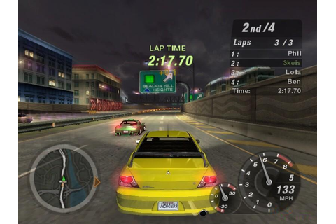 Need for Speed Underground 2 Download (2004 Simulation Game)