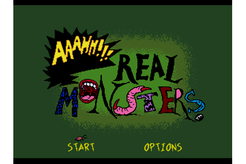 Aaahh!!! Real Monsters Download Game | GameFabrique
