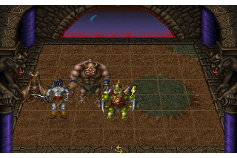 Download Dark Legions strategy for DOS (1994 ...