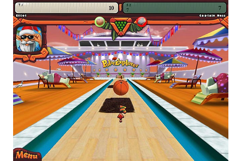 Elf Bowling: Hawaiian Vacation > iPad, iPhone, Android ...