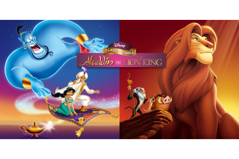 Disney Classic Games: Aladdin and The Lion King Review ...