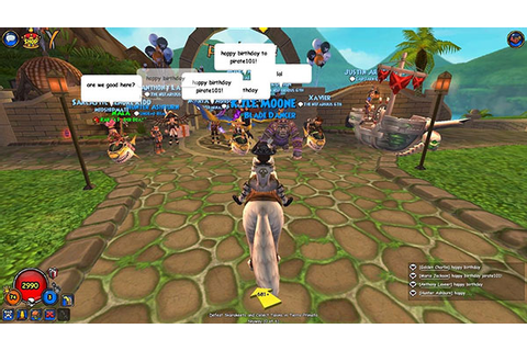 Producer's Letter | Pirate101 Pirates Games Online
