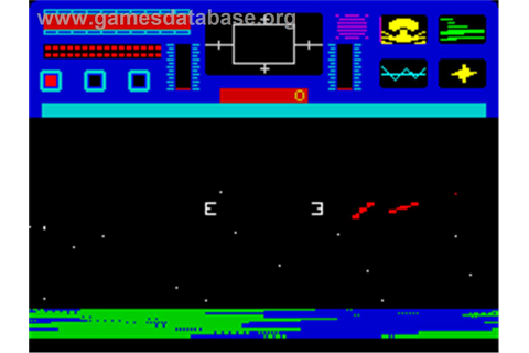 Star Raiders II - Sinclair ZX Spectrum - Games Database