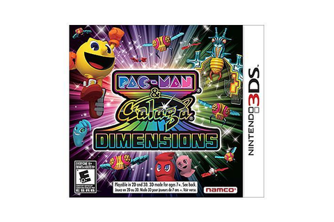 Pac-Man & Galaga Dimensions Nintendo DS Game - Newegg.com