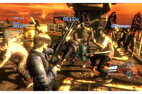 Download RESIDENT EVIL 6 Full Version PC Game - The ...