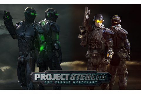 Project Stealth : The Future of Stealth Action Multiplayer ...