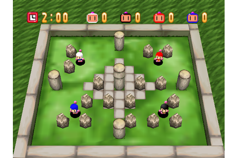 Bomberman 64 Review – Wizard Dojo