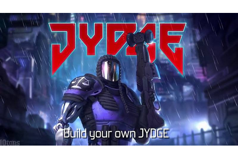 Top-Down Shooter JYDGE Coming To Nintendo Switch Next Week ...