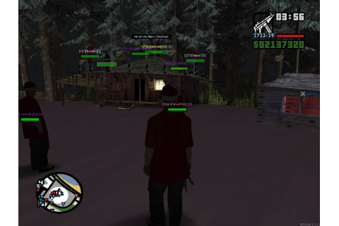 Multi Theft Auto: San Andreas - Download