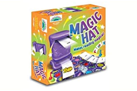 Magic Hat Game.: Amazon.co.uk: Toys & Games