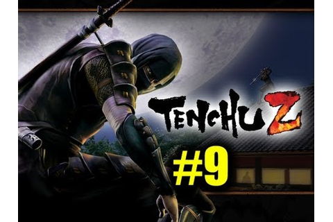 Tenchu Z Solo Playthrough Pt 9 - YouTube